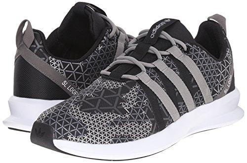 Adidas Sl Nero Racer Up Loop grey M 7 Originals Black Grigio grey Grigio Lace Scarpe Us rCw1qr5U