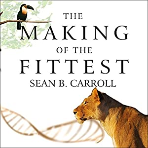 The Making of the Fittest Audiobook