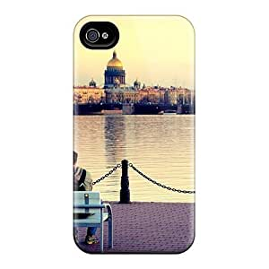 New Arrival Phone Case Hard Case For Iphone 4/4s by runtopwell