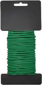 3.5mm Garden Plant Twist Tie Heavy Duty Soft Wire Tie for Gardening (26.2 feet)