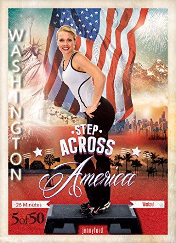 Washington Step Across America (5 of 50) Jenny - Niagara Falls Ford