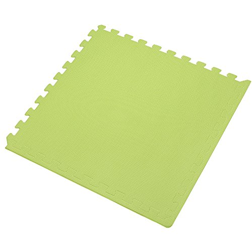 We Sell Mats 1/2-inch Multi-Purpose, Lime Green, 16 Sq Ft (4 Tiles) by We Sell Mats (Image #3)