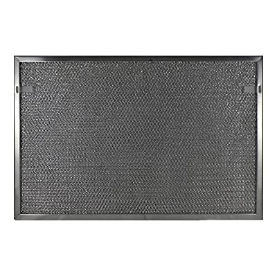 """13"""" x 20"""" x 7/16"""" Range Hood Replacement Grease Filter by Air Filter Factory"""