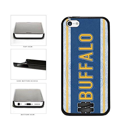 Ryan Miller Buffalo - BleuReign(TM) Hockey Team Hashtag Buffalo #Buffalo Plastic Phone Case Back Cover For Apple iPhone 5c