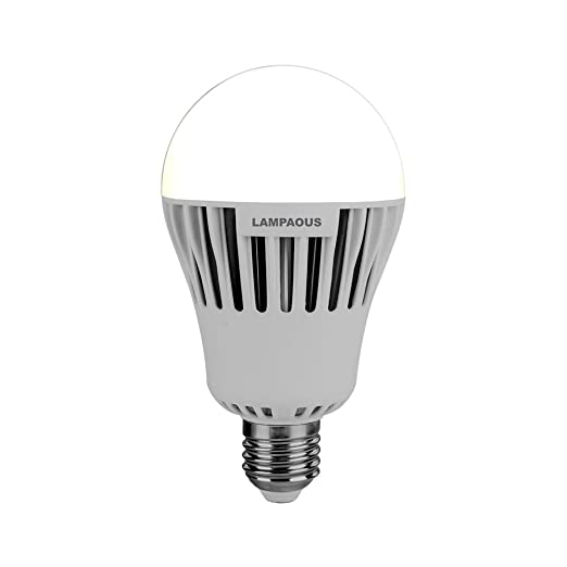Lampaous® LED E27, bombilla LED E27, Blanco Frío, 15 W equivalente bombillas