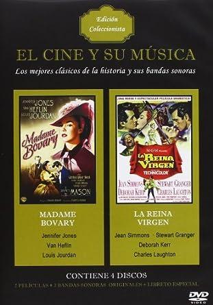 Pack El cine y su m??sica: Madame Bovary + La reina virgen + Band ...