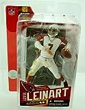 McFarlane Toys NFL Sports Picks Collectors Club Exclusive Action Figure Matt Leinart 1st Round Draft Pick (Arizona Cardinals)