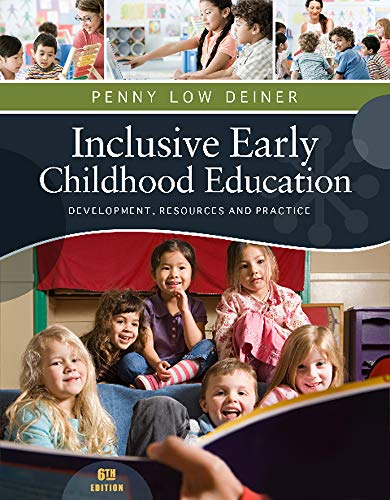Inclusive Early Childhood Education: Development, Resources, and Practice (PSY 683 Psychology of the Exceptional Child) from imusti