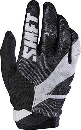 (2017 Shift Black Label Pro Mainline Gloves-Black/White-S)