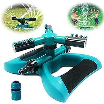 Amazon.com : Kadaon Lawn Sprinkler Automatic Garden Water ...