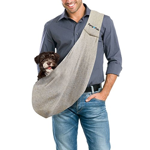FurryFido Reversible Sling Carrier Cats product image