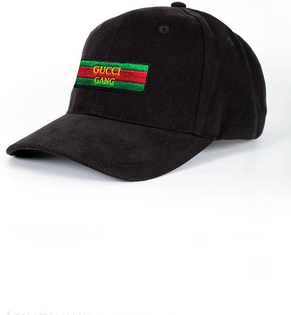 Ulterior Clothing Gucci Gang G Flag Embroidered Baseball Cap Lil ...