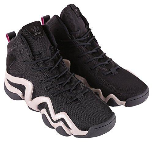 super popular 477e7 0a379 adidas Crazy 8 ADV W, Chaussures de Gymnastique Femme Noir (Core Blackcore