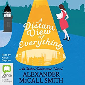 A Distant View of Everything Audiobook