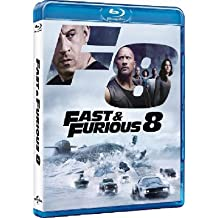 Fast & Furious 8 (Region A Blu-ray) (Hong Kong Version / Chinese subtitled) aka The Fate Of The Furious / 狂野時速8