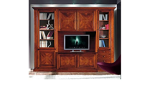 Sistema de almacenaje para Salones, Estilo Clasico, en ...