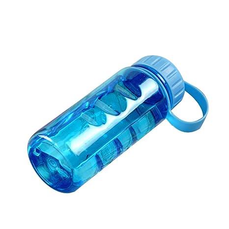 Morza Arte de la Cocina Saludable Botellas de plástico hermética Espacio Capacidad 400ML de la categoría