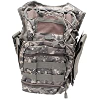Nc Star PVC First Responders Utility Bag, Digital Camo