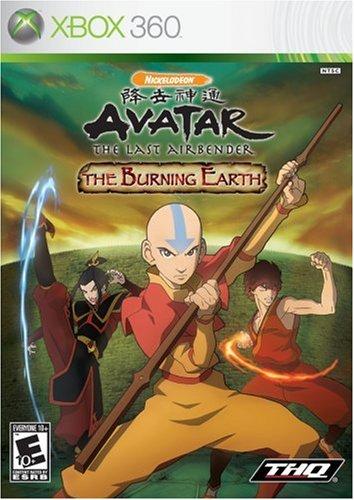 Avatar: The Burning Earth - Xbox 360 (Xbox The Avatar Airbender Last)
