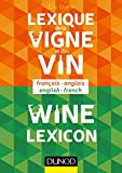 Lexique De La Vigne Et Du Vin (English and French Edition)