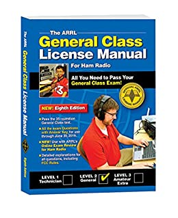 The ARRL General Class License Manual by [ARRL Inc.]