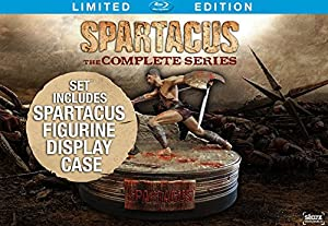 Cover Image for 'Spartacus: Complete Collection Limited Edition'