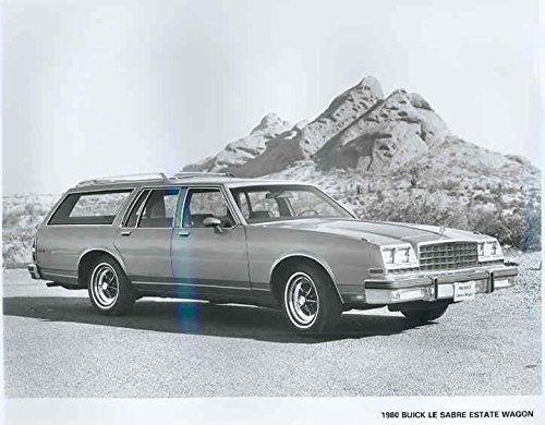 1980 Buick LeSabre Estate Wagon Factory (Buick Lesabre Wagon)