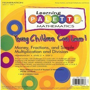 Palette Learning - 2nd Grade Math Learning Palette Numeration 2.3
