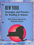NY Strategy and Practice for Reading 2004, Holt, Rinehart and Winston Staff, 0030741645