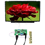 14' 1920x1080 NV140FHM-N44 0 LCD Screen TFT Monitor With HDMI+VGA Input 30Pins EDP LCD Controller Board
