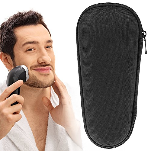 Shaver Case, Portable Travel Carrying Electric Shaver EVA Zi