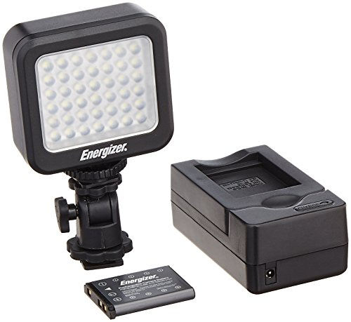 Energizer ENL-20K Digital Pro 42-Bulb LED Light (Black)