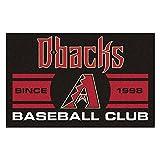 Fanmats 18459 Arizona Diamondbacks Baseball Club Starter Rug