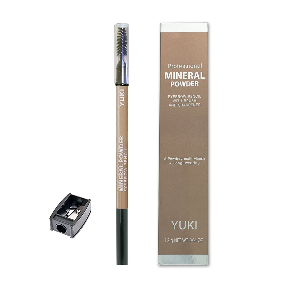 Amazon Eyebrow Pencil By Yuki Professional Mineral Powder
