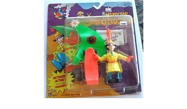 Vintage Inspector Gadget with Go-go Windsurfer Moc by Inspector ...