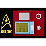 ThinkGeek Star Trek Electronic Door Chime - Motion-Sensitive - Can Be Mounted on Either Side of a Door - Officially Licensed Star Trek Collectible