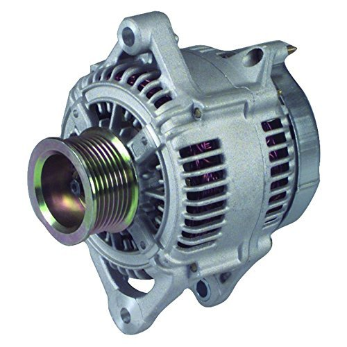- LActrical HIGH OUTPUT 160AMP ALTERNATOR FOR JEEP CHEROKEE GRAND CHEROKEE WRANGLER COMANCHE PICKUP 1991 91 1992 92 1993 93 1994 94 1995 195 1996 96 1997 97 1998 98 2.5 2.5L 4.0 4.0L ENGINES