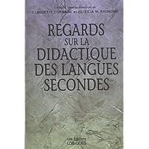 Regards sur la didactique langues sec.