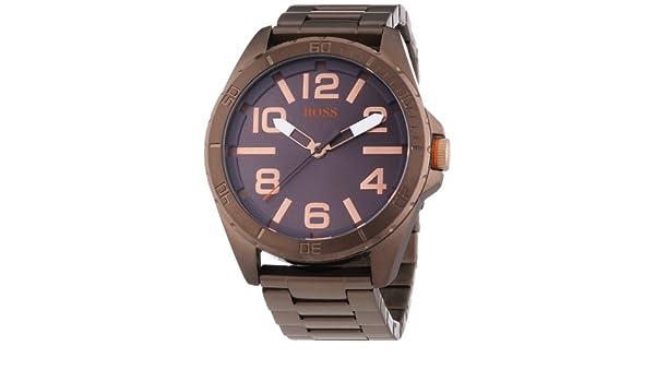 Amazon.com: Hugo Boss Orange Berlin 1513002 Mens Wristwatch Solid Case: Watches