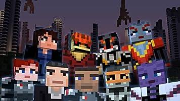 Minecraft - DLC,  Mass Effect Mash-up Pack - Wii U [Digital Code]