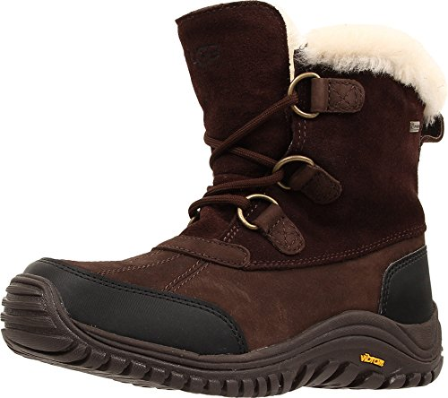 UGG Women's Ostrander Stout Leather Boot 7 B (M)