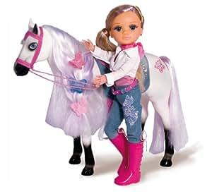 Nancy - 700004973 - Muñeca- Equitación (Famosa)