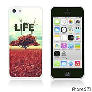 Pattern Hard Back For SamSung Note 2 Case Cover - Life