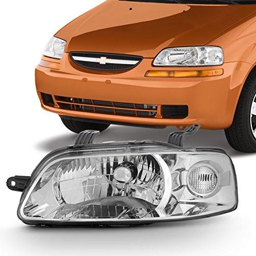 04 chevy aveo headlight assembly - 3