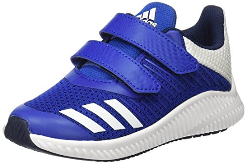 Amazon.com | adidas Kids Boys Shoes Running Fortarun Eco Ortholite Training (EU 38 2/3 - UK 5.5 - US 6) Blue | Running