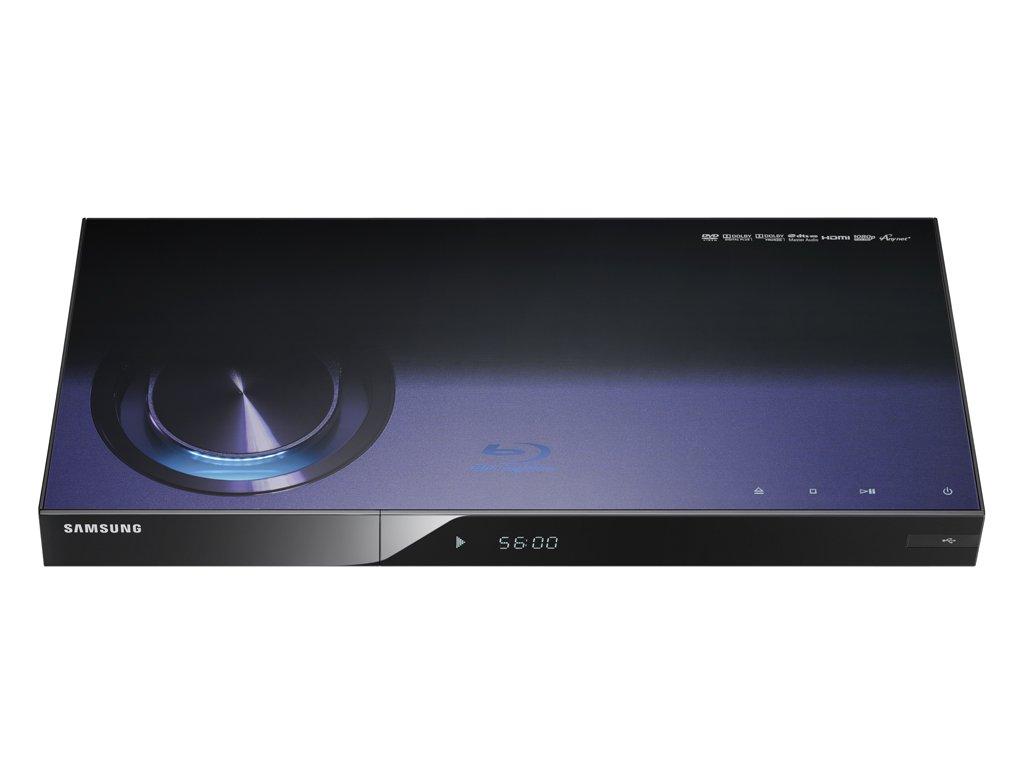 Amazon.com: Samsung BD-C6900 1080p 3D Blu-ray Disc Player (2010 Model):  Electronics
