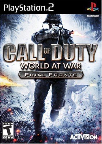 Call of Duty: World at War Final Fronts - PlayStation 2