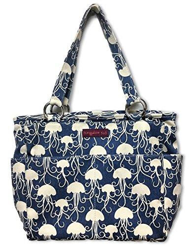 Bungalow 360 Pocket Bag (Jellyfish)