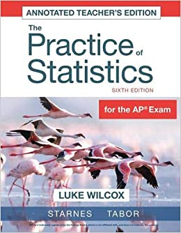 Buy Teacher's Edition for The Practice of Statistics Book