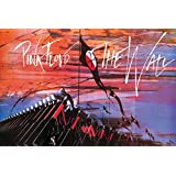 """Pink Floyd's The Wall - Music / Movie Poster (Marching Hammers) (Size: 36"""" x 24"""")"""